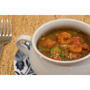 King Creole Seafood Gumbo, 4 Pound -- 4 per case.