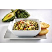 King Creole Spinach and Artichoke Dip, 4 Pound -- 4 per case.