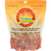 Reeds Crystallized Ginger Candy, 16 Ounce -- 6 per case