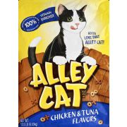Alley Cat Chicken and Tuna Cat Food, 13.3 Pound -- 1 each.