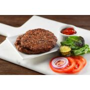 Merrywood Farms Flame Grilled Beef Burger, 2.75 Ounce -- 175 per case.