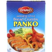 Dynasty Panko Japanese Style Bread Crumbs, 3.5 Ounce -- 12 per case