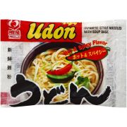 Myojo Hot and Spicy Japanese Style Udon Noodle with Soup Base, 7.22 Ounce -- 30 per case
