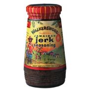 Walker Woods Traditional Hot and Spicy Jerk Seasoning, 10 Ounce -- 24 per case