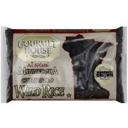 Gourmet House Minnesota Cultivated Wild Rice, 8 Ounce Polybag -- 12 per case