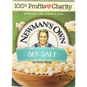 Newmans Own Microwave Popcorn, 10.5 Ounce -- 12 per case