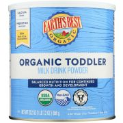 Earths Best Organic Toddler Formula Milk Drink Powder, 23.2 Ounce -- 4 per case