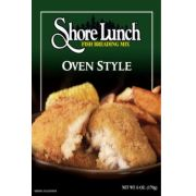 Shore Lunch Oven Style Fish Breading Mix, 6 Ounce -- 10 per case