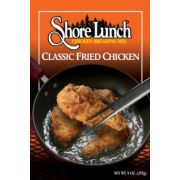 Shore Lunch Classic Fried Chicken Breading Mix, 9 Ounce -- 10 per case