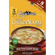 Shore Lunch Classic Chicken Noodle Soup Mix, 9.2 Ounce -- 6 per case