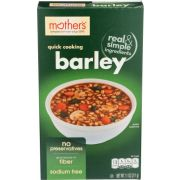 Mothers Quick Cooking Barley Cereal, 11 Ounce -- 12 per case