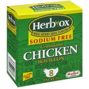 Herb Ox Instant Granulated Chicken Bouillon Packet, 1.2 Ounce -- 12 per case