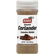 Badia Ground Coriander, 1.75 Ounce -- 8 per case