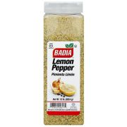 Badia Lemon Pepper Seasoning, 24 Ounce -- 6 per case