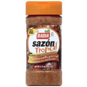 Badia Sazon Tropical with Annatto and Coriander, 6.75 Ounce -- 6 per case