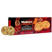 Walkers Salted Caramel and Milk Chocolate Chunk Shortbread, 5.3 Ounce -- 12 per case