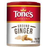 Tones Ground Ginger Seasoning, 0.55 Ounce -- 6 per case