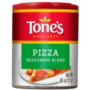 Tones Pizza Seasoning Blend, 0.6 Ounce -- 6 per case
