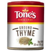 Tones Ground Thyme, 0.5 Ounce -- 6 per case