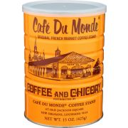 Cafe Du Monde Coffee and Chicory, 15 Ounce -- 6 per case