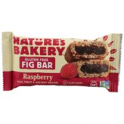 Natures Bakery Gluten Free Raspberry Fig Bar, 6 count per pack -- 6 per case