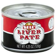 Sells Liver Pate, 4.25 Ounce -- 12 per case