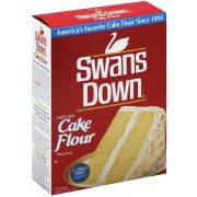 Swans Down Regular Cake Flour, 32 Ounce -- 8 per case