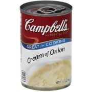 Campbells Cream of Onion Soup, 10.75 Ounce -- 12 per case