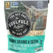 The Soulfull Project Hearty Grains Hot Cereal, 14.1 Ounce -- 6 per case