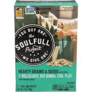 The Soulfull Project Hearty Grains Hot Cereal, 7 Ounce -- 6 per case