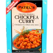 Patels Tomato and Chickpea Curry Sauce Mix, 9.9 Ounce -- 10 per case