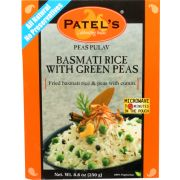 Patels Basmati Rice Mix, 8.8 Ounce -- 10 per case