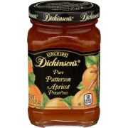 Dickinsons Apricot Preserves, 10 Ounce -- 6 per case