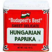 Bascoms Hungarian Paprika, 5 Ounce -- 12 per case