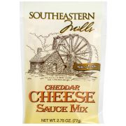 Southeastern Mills Cheddar Cheese Sauce Mix, 2.75 Ounce -- 24 per case