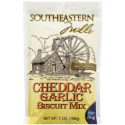 Southeastern Mills Cheddar Garlic Biscuit Mix, 7 Ounce -- 24 per case