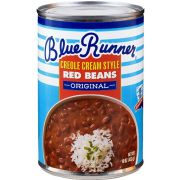 Blue Runner Creole Cream Style Red Beans, 16 Ounce -- 12 per case