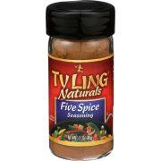Ty Ling Five Spice Seasoning, 1.7 Ounce -- 6 per case
