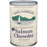 Bar Harbor New England Salmon Chowder Soup, 15 Ounce -- 6 per case