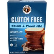 King Arthur Flour Gluten Free Bread and Pizza Mix, 18 Ounce -- 6 per case