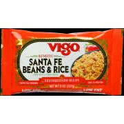 Vigo Santa Fe Beans and Rice Mix, 8 Ounce -- 12 per case