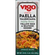 Vigo Paella Yellow Rice Mix, 19 Ounce -- 6 per case