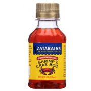 Zatarains Concentrated Shrimp and Crab Boil, 4 Ounce -- 6 per case