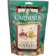 Cardinis Garlic and Butter Croutons, 5 Ounce -- 12 per case