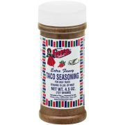 Fiesta Taco Seasoning, 4.5 Ounce -- 6 per case