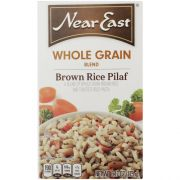 Near East Whole Grain Blend Brown Rice Pilaf, 6.17 Ounce -- 12 per case
