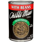 Chilli Man Vegetarian Chili with Beans, 15 Ounce -- 12 per case