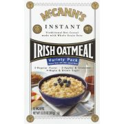 McCanns Instant Irish Oatmeal - Variety Pack, 12.73 Ounce -- 12 per case