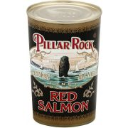 Pillar Rock Red Salmon, 14.75 Ounce -- 12 per case