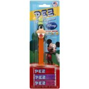 Pez Mickey Mouse Candy with Dispenser, 0.87 Ounce -- 6 per case